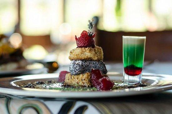 Buffelsdrift Game Lodge Restaurant : Desert