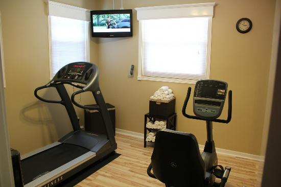 Tybrisa at the Beach: Fitness Center