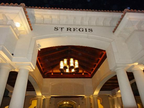 The St. Regis Saadiyat Island Resort: Hotel