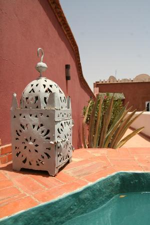 Riad Agdid: Ambiance marrakchi