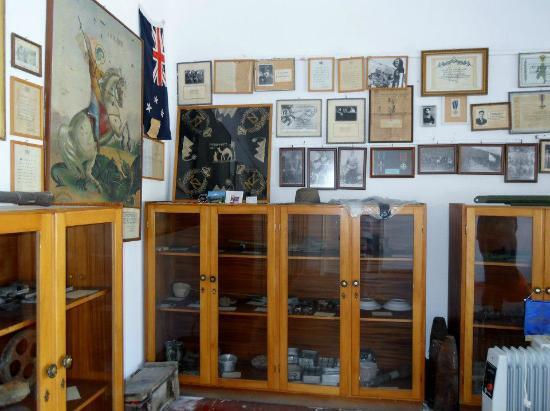 Panorama Hotel - Chania: museum las galatas