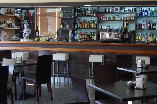 هوتل باريس: Cafetería 2