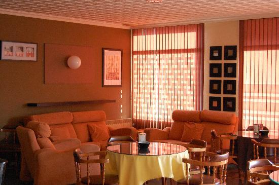 Hotel Paris: Salón