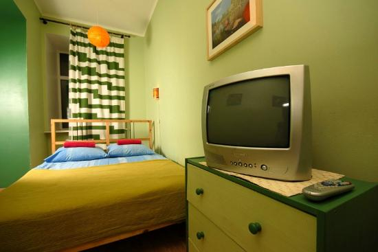 Druzya on Nevskiy Hostel: Private room with double bed