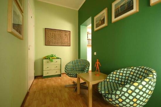 Druzya on Nevskiy Hostel: Interiors
