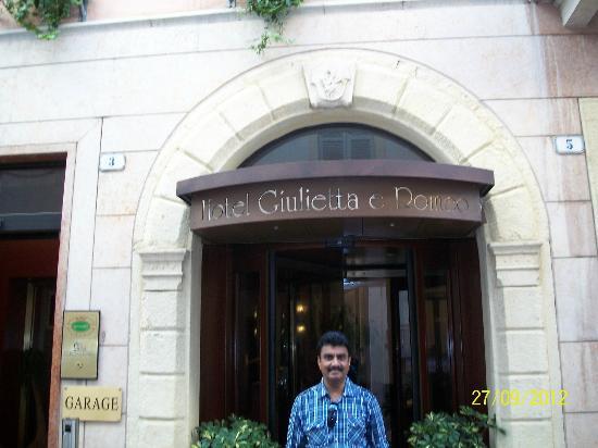 Giulietta e Romeo Hotel: hotel giulietta e romeo