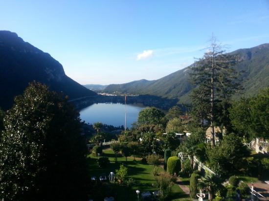 Park Hotel Rovio-Albergo del Parco: A room with a view