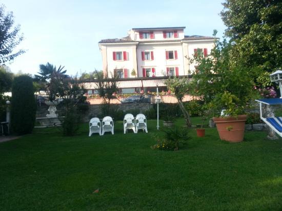 Park Hotel Rovio-Albergo del Parco: Relax-garden