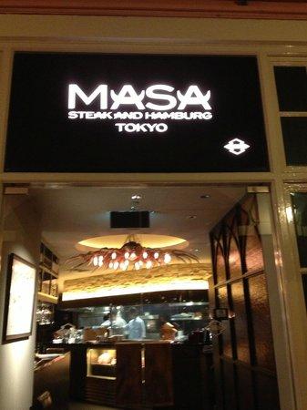 Steak & Hamburg MASA