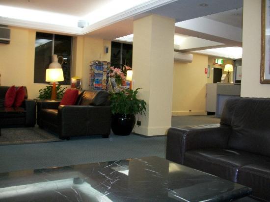 DeVere Hotel: l'entrée