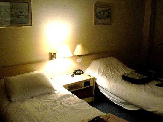 DeVere Hotel: chambre