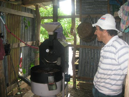 El Toledo Coffee Tour: Mixing it up