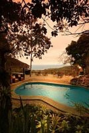 Samai Ocean View Lodge Spa: Ocean View, Pool, BBQ Area