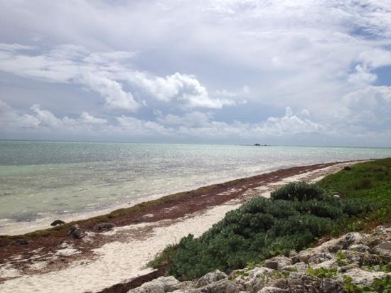 Bahia Honda State Park and Beach: view from the bridge