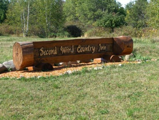 Second Wind Country Inn: Entrance