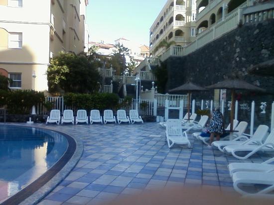 Winter Gardens: Pool