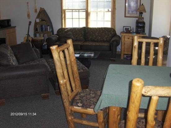 Second Wind Country Inn: Guest Gathering Room