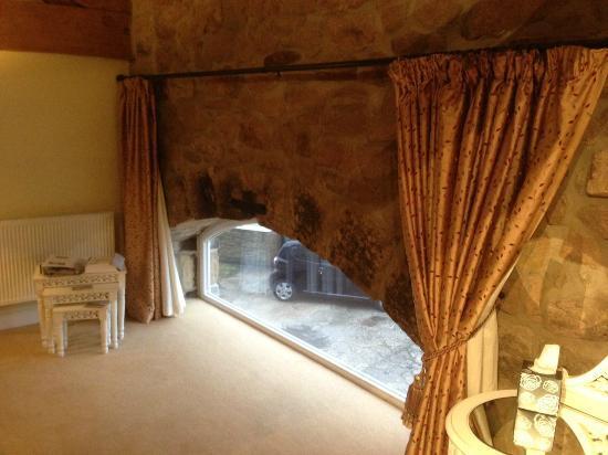 Blakey Hall Farm: Room 3 - Honeymoon Suite