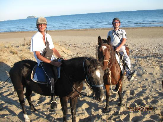 Nana's Horse Riding: we are waiting to continue