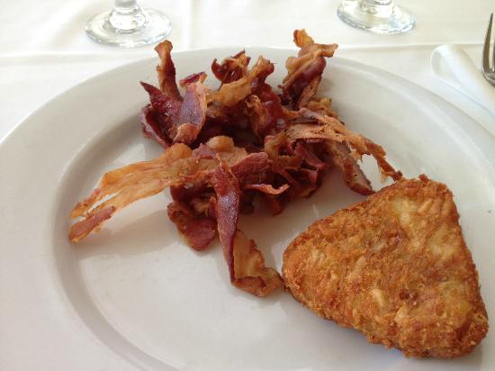 Now Larimar Punta Cana: Bacon Bacon Bacon Bacon!