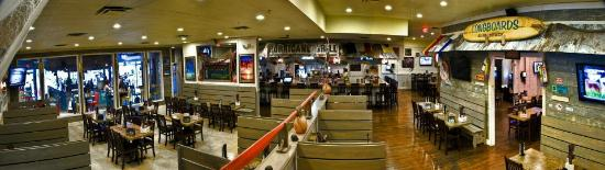 Hurricane Grill & Wings: Our Indoor Bar