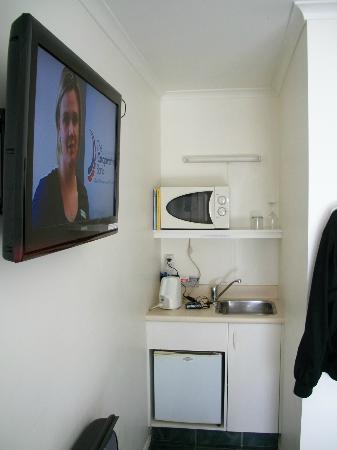 أكولايد لودج موتل: la chambre 