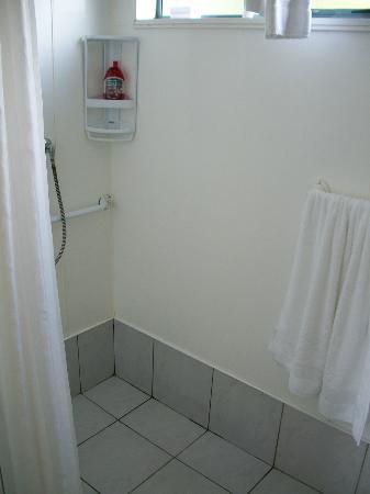 أكولايد لودج موتل: la salle de bain 