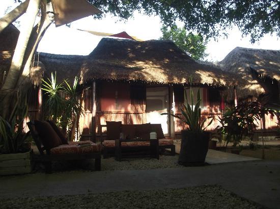 Secret Garden Hotel: 2