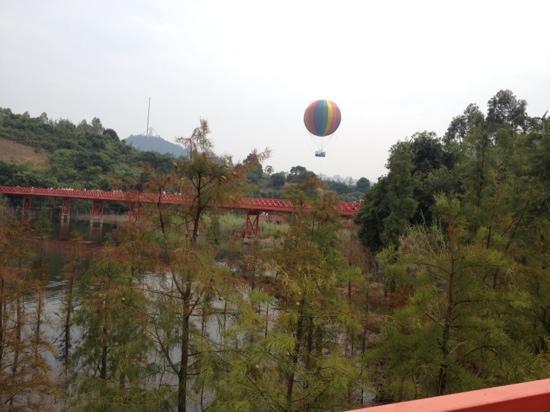Shenzhen OCT Resort: Mostafa Soltan2012