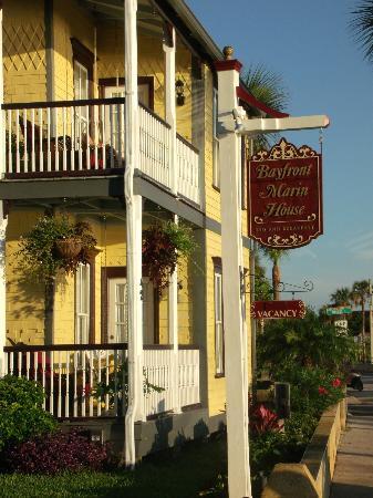Bayfront Marin House Historic Inn: Bayfront Marin House