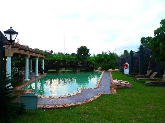 Manzini, Suazilandia: Pool Area