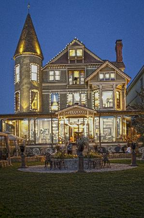 Baker House Hotel: Nationally Registered Historic Property