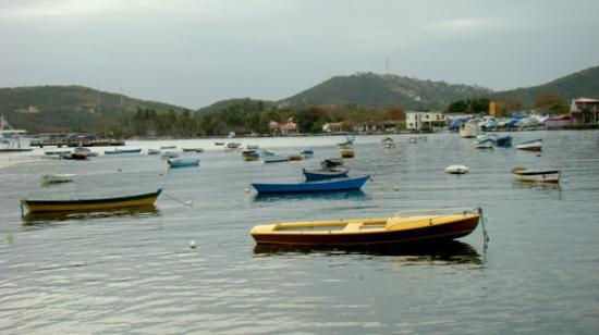 Forte Beach: VISTA DEL CANAL DE CABO FRIO