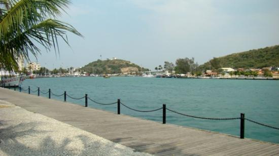 Forte Beach: PASEO COSTEANDO EL CANAL