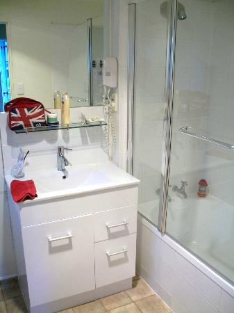 City Centre Motel: la salle de bain