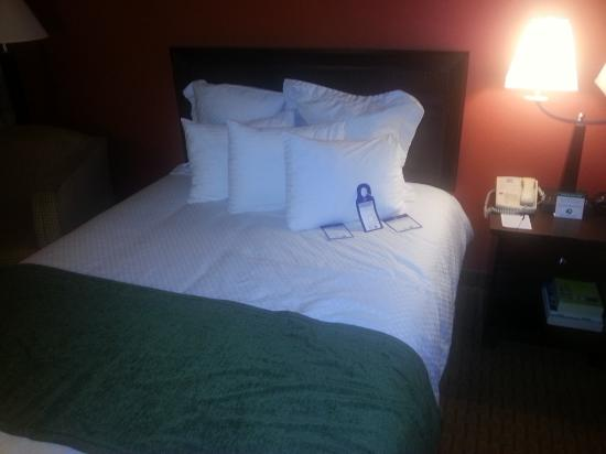 BEST WESTERN PLUS Hotel & Conference Center: Hotel Bed