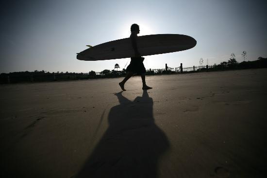 Balsa Surf Camp: surf