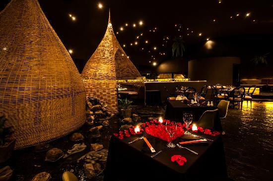 jardin de asia restaurant u lounge cena romantica