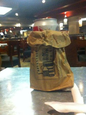 Hash House A Go Beer In Bag Lol