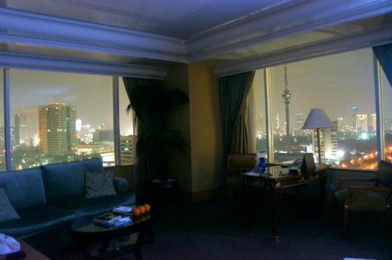 Hotel Mulia Senayan: Suite
