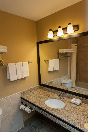 BEST WESTERN Maple Ridge Hotel: Bathroom