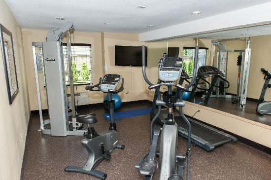 BEST WESTERN Maple Ridge Hotel: Fitness room