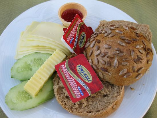 LTİ Xanthe Resort & Spa: Breakfast
