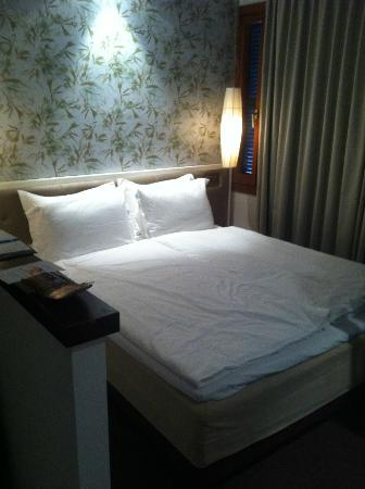 Portixol Hotel and Restaurant : Our room