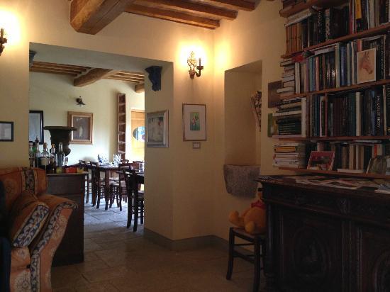 Agriturismo Il Capannino: Dining Room