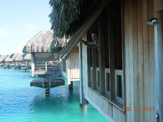 The St. Regis Bora Bora Resort: habitaciones muy amplias