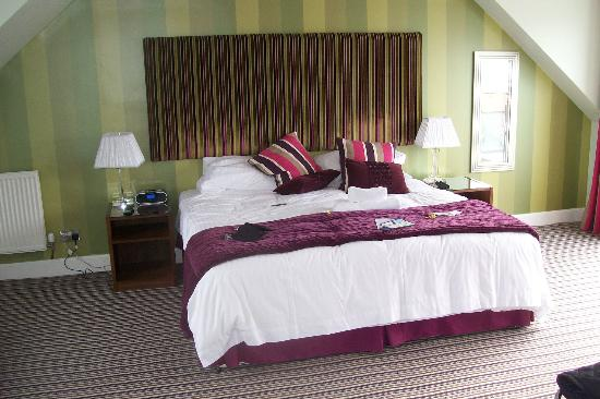 Fairways of St Andrews: My lovely bed where I slept in