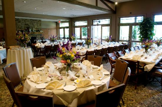 Maggie Valley Club & Resort: Perfect for meetings, events, functions!