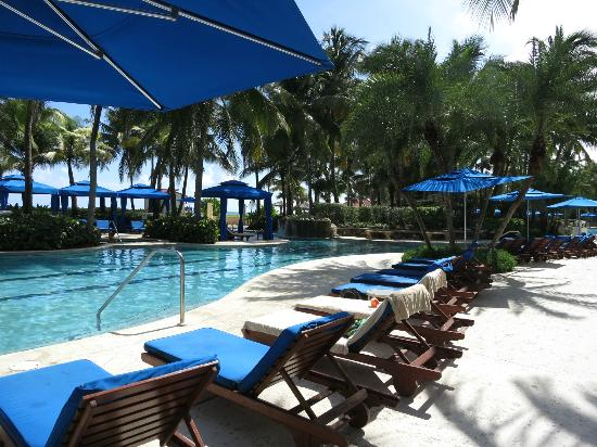 Wyndham Grand Rio Mar Beach Resort & Spa: Adult Only Pool