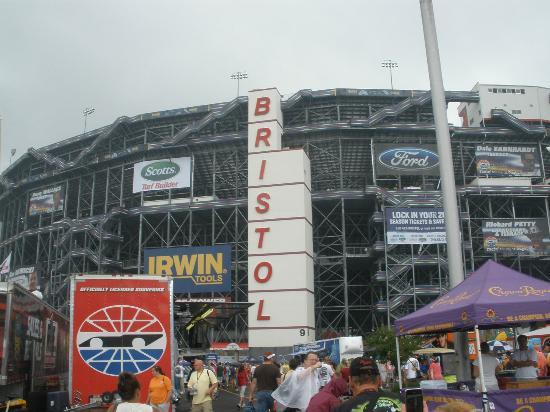 Bristol Motor Speedway Picture Of Bristol Motor Speedway